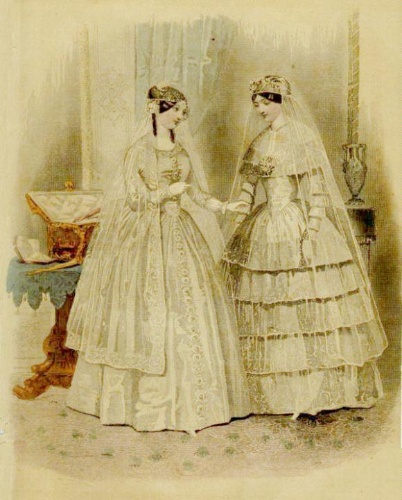 bridal costumes